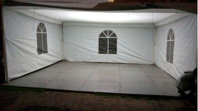 Renta Carpas Elegantes,salas Lounge,periqueras De Madera