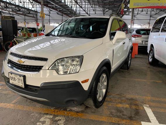 Chevrolet Captiva 2.4 Ls Aut Ac 2014