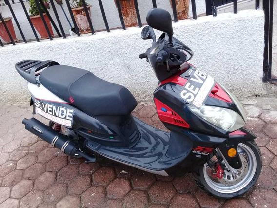 Itálika Xs150