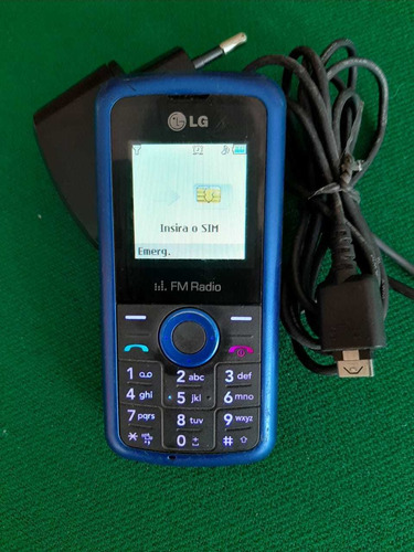 Lote De Telefones LG Kp109b
