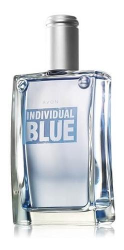 Fragancia Spray Para Él  Individual Blue