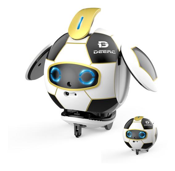 Robot De Fútbol Que Sabe Hablar Y Bailar Robot Para Niños