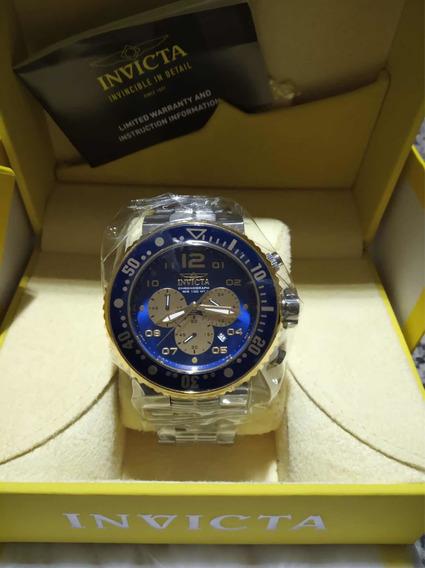 Relógios Masc Bulova Diamond E Invicta Colection Originais