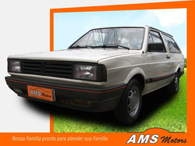 Volkswagen Parati Cl 1.6 2p 1988