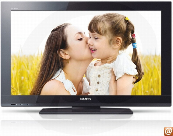 Tv Lcd Sony Bravia Kdl-22bx325 - 22 - Controle Remoto Novo