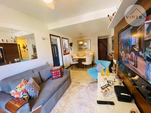 Imagem 1 de 25 de Apartamento De 2 Quartos À Venda Na Abm, Condomínio Saint-gothard, Barra Da Tijuca, Rio De Janeiro - Ap0029