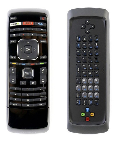 Imagen 1 de 1 de Control Remoto Smart Tv Vizio Modelo Xrt300