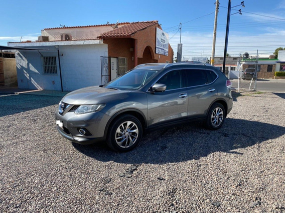 Nissan Xtrail 2016 Exclusive