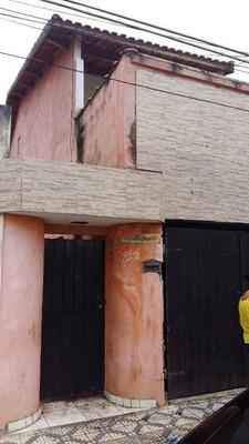 Sobrado Com 3 Dormitórios À Venda Por R$ 170.000 - Vila Antônio Augusto Luiz - Caçapava/sp - So0505