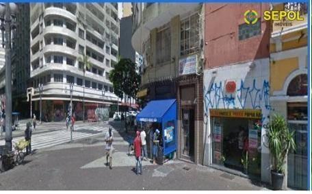 Kitnet Com 1 Dormitório Para Alugar Por R$ 1.032/mês - Centro - São Paulo/sp - Kn0007