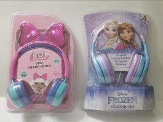 Audifono De Frozen....nuevo Y Original