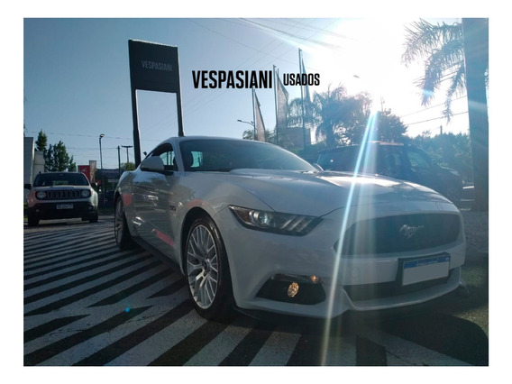 Ford Mustang 2017 Impecable 2.000km
