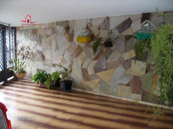 Casa A Venda No Bairro Anhangabaú Em Jundiaí - Sp. - 3127-1