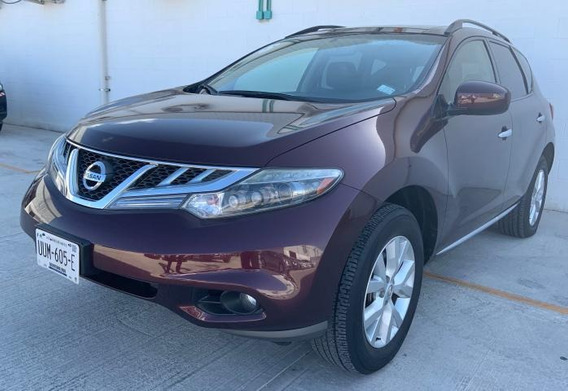 Nissan Murano 5p Exclusive V6/3.5 Aut Awd