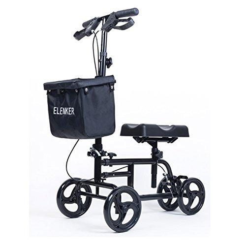 Mejor Value Knee Walker Steerable Medical Scooter Muleta Al