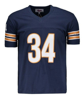 Camisa Nfl Chicago Bears Retrô