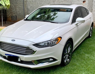 Ford Fusion - Ecooboost - 2017