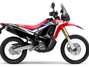 Honda Crf250 Rally Unica Entrega Inmediata Financiacion