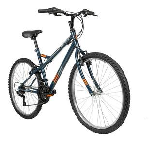 Bicicleta Montana Aro 26 Azul Caloi