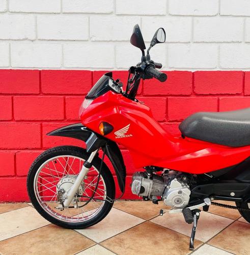 Honda Pop 110i - 2019 - Vermelha - Financiamos