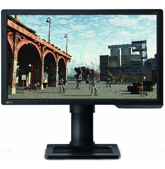 Monitor Benq Led 24 Full Hd 144hz Xl2411 + Nfe