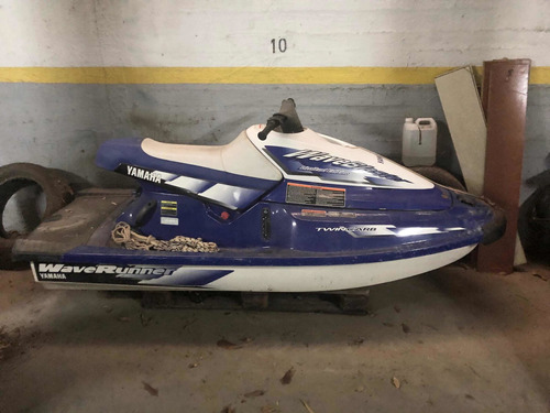 Yamaha Wave Blaster Limited Twin Carb