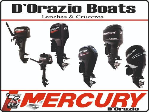 Motores Fuera De Borda Mercury Plan De Ahorro 2021 Dorazio