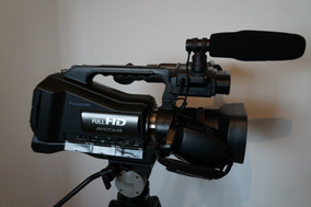 Filmadora Panasonic Ag-ac8pb