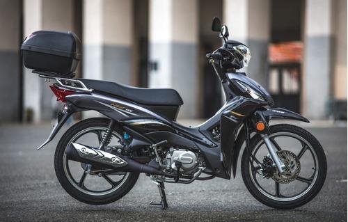 Suzuki Nex 115 Injeção Biz Neo - Modelo 2022 Faz 63 Km/l