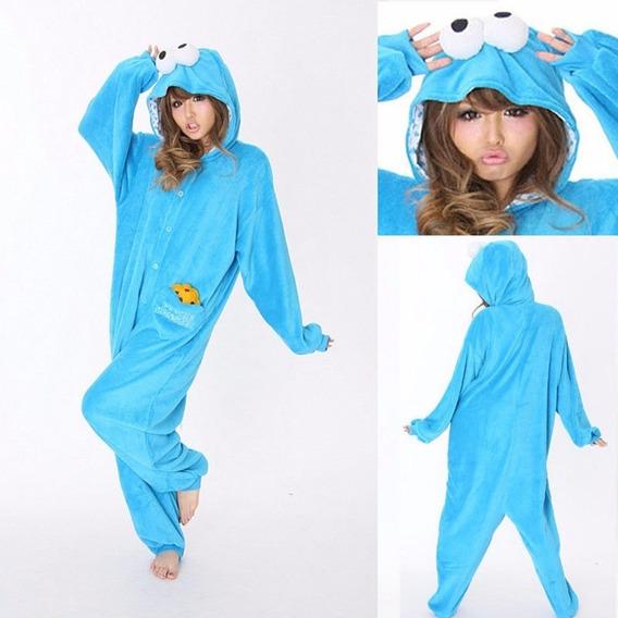 Pijama Mameluco Cosplay Come Galleta Xtreme C