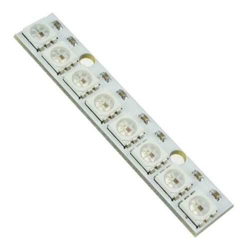 Neopixel Stick - 8 X 5050 Rgb Led Ws2812  Arduino