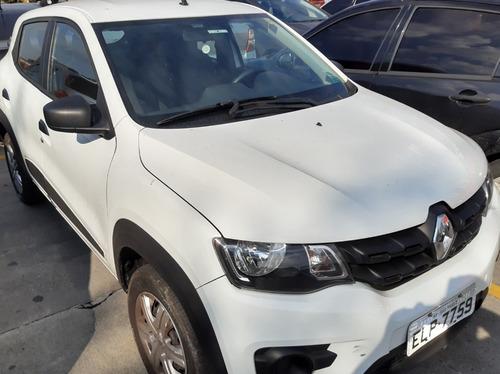 Renault Kwid Zen 40.000 Km Ano 2020 Multimídia Bluetoth Ar