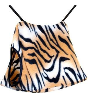Ware Double Fleece Hang-n-tent Small Pet Sleeper (colors May
