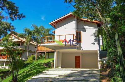 Casa Com 3 Dormitórios À Venda, 240 M² Por R$ 1.300.000 - Clube Da Montanha - Atibaia/sp - Ca0255