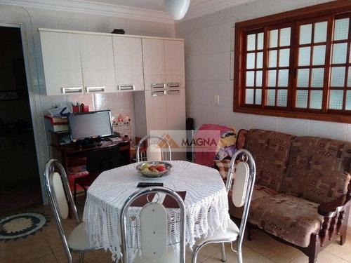 Imagem 1 de 20 de Sobrado Residencial À Venda, Jardim José Sampaio Júnior, Ribeirão Preto. - So0160