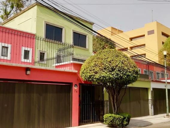 Casa En Venta Con Uso De Suelo Mixto De 3 Recs En Guadalupe Inn