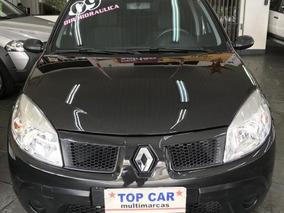 Renault Sandero Expression 1.0 2009 - Direcao Hidraulica