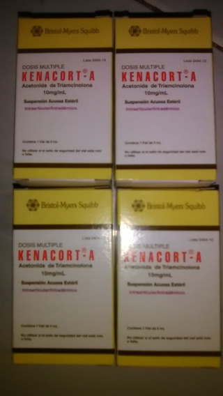 Correas Kenacort De 10 Mg