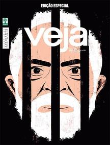 Revista Veja #2577 11/04/2018 Edição Especial Lula Preso
