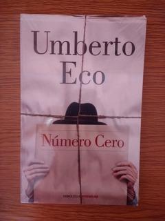 Libro Número Cero Por Umberto Eco