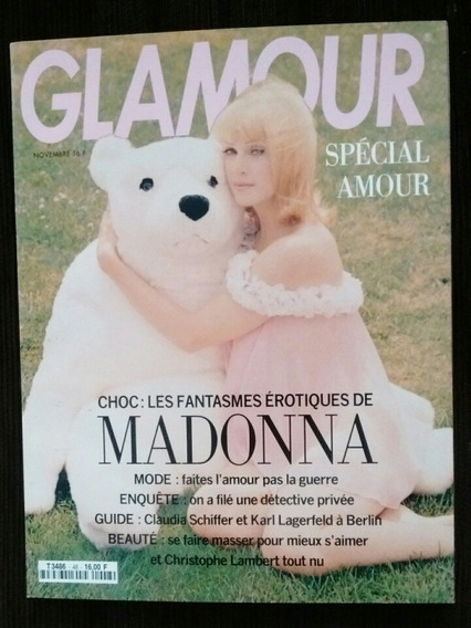 Madonna Revista Glamour