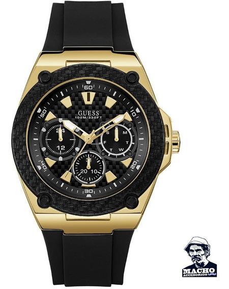 Reloj Guess Legacy W1049g5 En Stock Original Nuevo