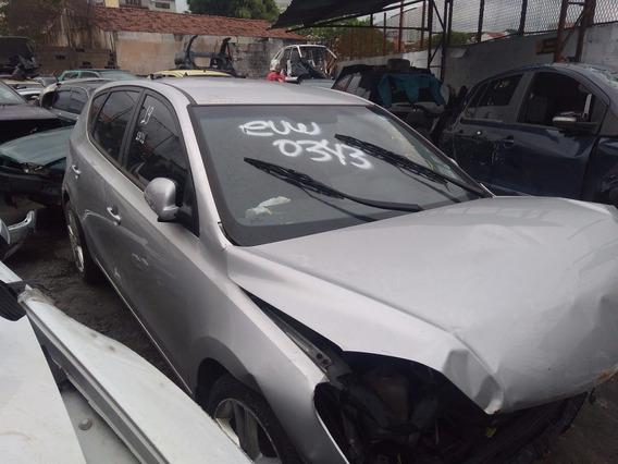 Sucata Hyundai I30 2.0 2012 Auto. Para Retirada De Peças
