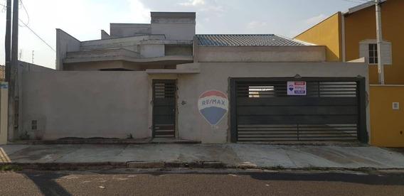 Sobrado Com 3 Dormitórios À Venda, 340 M² Por R$ 380.000 - Jardim Panorama - Botucatu/sp - So0001