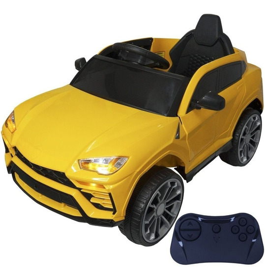 Mini Carro Lamborghini Elétrico Infantil Controle Importway