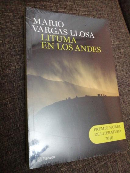 Lituma En Los Andes Mario Vargas Llosa