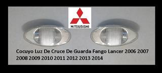 Cocuyo De Guarda Fango Lancer Touring Y Glx 2009 2010 2011