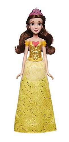 Imagen 1 de 5 de Princesa De Disney Shimmer Belle Muñeca De Moda