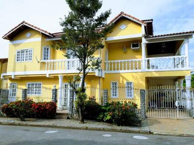 Casa Em Vargem Pequena, Rio De Janeiro/rj De 220m² 4 Quartos À Venda Por R$ 450.000,00 - Ca199821