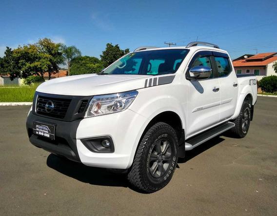 Nissan Frontier 2017 Le 4x4 Diesel Completa 2.3 Cabine Dupla